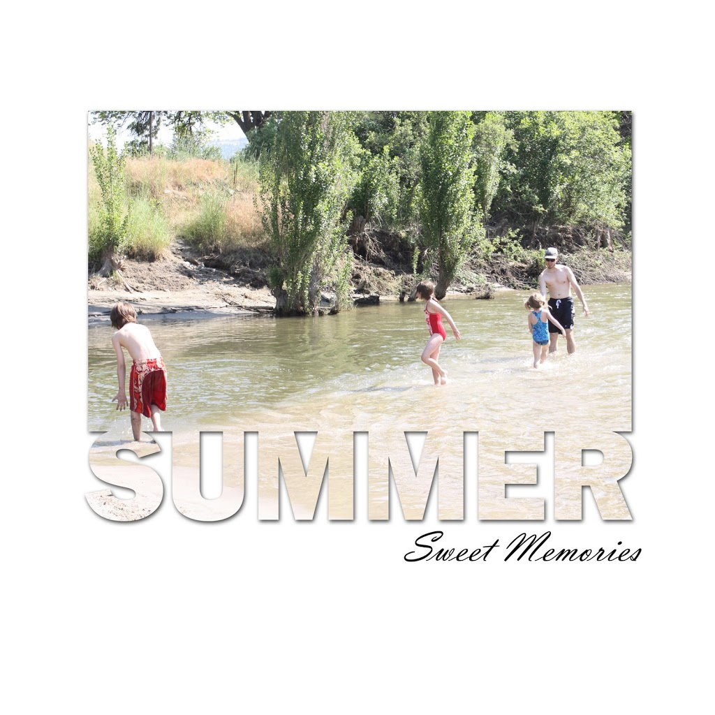 """Summer""  Layout"