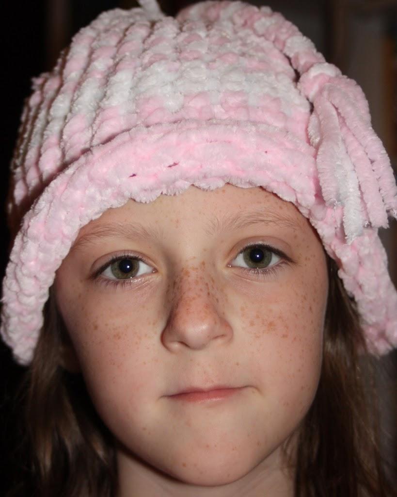 Sarah's Knit Hat