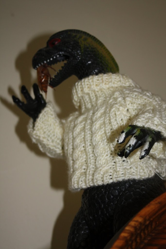 Godzilla Cam
