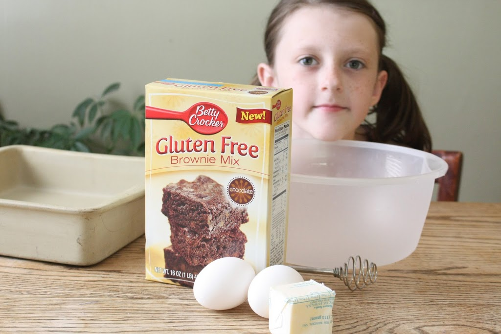 Product Review:  Bettry Crocker Gluten Free Baking Mixes (Brownies)
