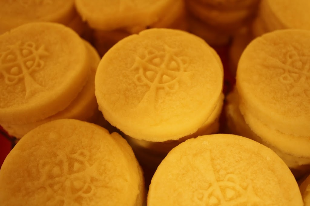 Traditions…gluten free, dairy free Scotch shortbreads