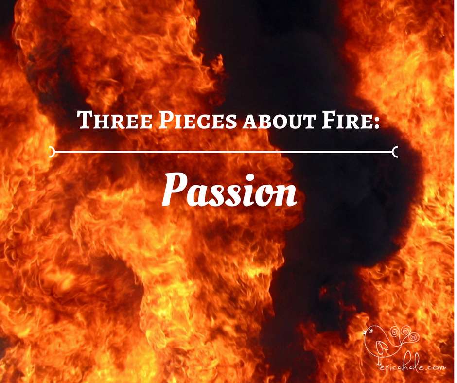 Three Pieces about Fire: Passion